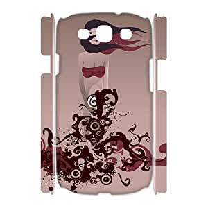 SYYCH Phone case Of Alternative Art 1 Cover Case For Samsung Galaxy S3 I9300