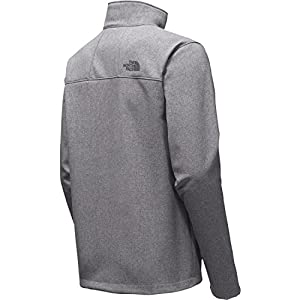 The North Face Apex Bionic Soft Shell Jacket - Men's (Duck Grn/Clmbng Ivy Green, S) from The North Face