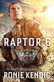 Raptor 6 (The Quiet Professionals, Book 1) by [Kendig, Ronie]