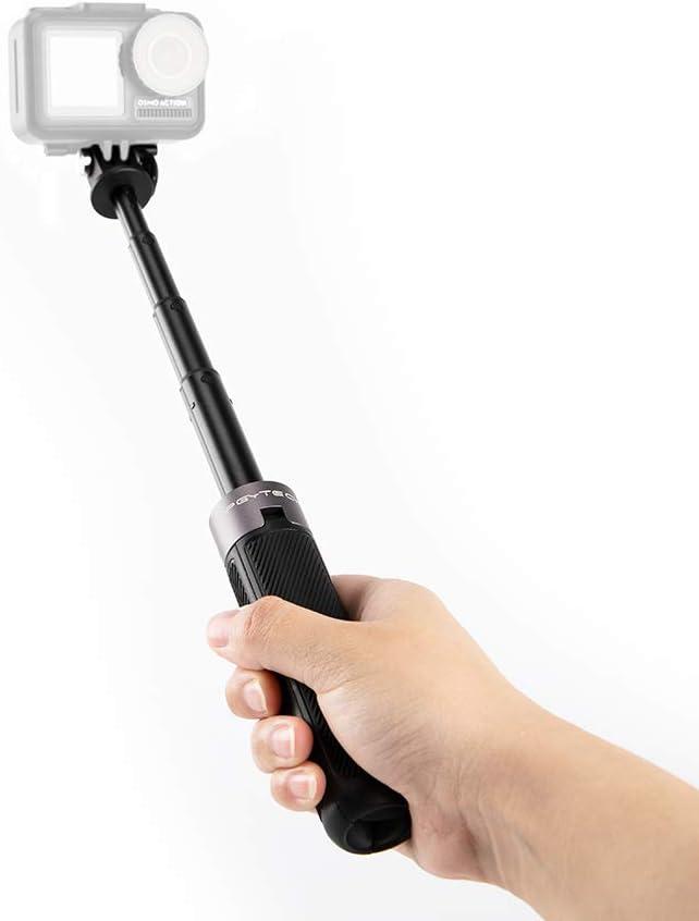 EGFHEAL PGYTECH osmo Action Camera Extension Pole Tripod Mini