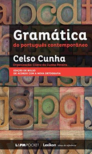 Gramática Do Português Contemporâneo - Coleção L&PM Pocket