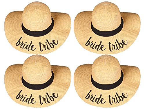 Buy straw beach hats with words