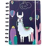 Caderno Inteligente Grande 80 fls. Alpaca