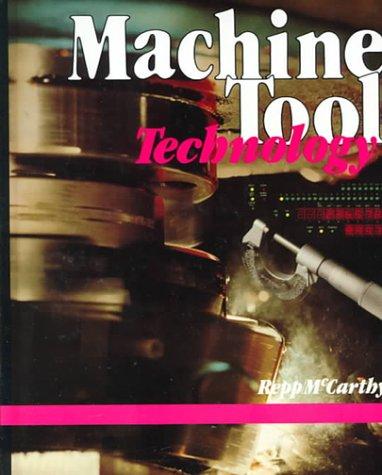 Machine Tool Technology