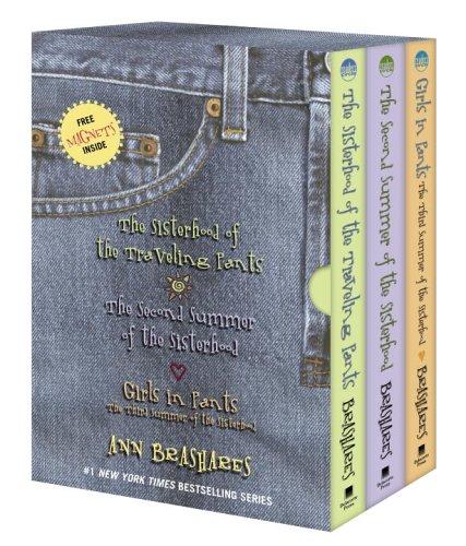 Download Sisterhood of the Traveling Pants / Second Summer of the Sisterhood / Girls in Pants (3 Book Set) ebook