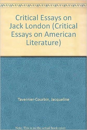 jack london essay
