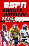 ESPN Sports Almanac 2004, Gerry Brown and Michael Morrison, 0786887168
