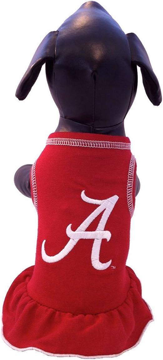 NCAA Collegiate Alabama Crimson Tide Dog Cheerleader Dress