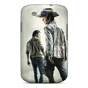 AshtonWells Samsung Galaxy S3 Shockproof Hard Phone Cases Support Personal Customs High-definition The Walking Dead 2014 Skin [sAZ9506laWX]