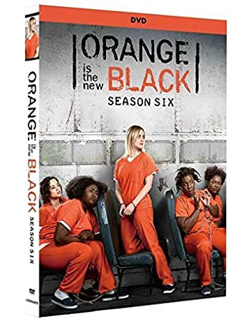 Orange is The New Black: Season 6 (DVD 2018)