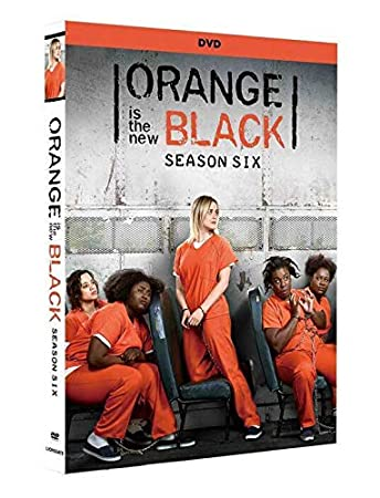 Orange Is The New Black Season 6 Dvd 2018 Amazonde Audio Hifi