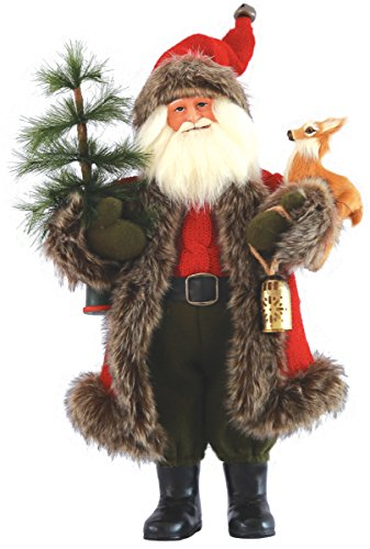 Santa's Workshop 6900 Santa's Helper Figurine, 15