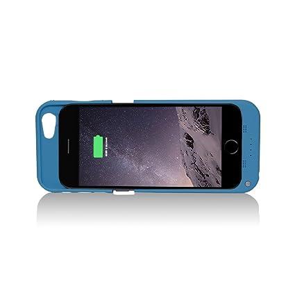 Amazon.com: YHhao - Carcasa para iPhone 6 y 6S (3500 mAh ...