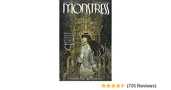 MONSTRESS VOLUME 1 AWAKENING GRAPHIC NOVEL New Paperback Collects Issues #1-6