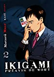 Ikigami, Tome 2 (French Edition)