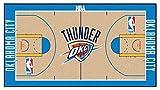 Oklahoma City Thunder Large Court Runner 29.5
