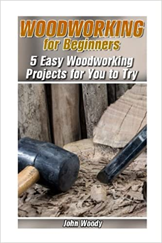 Woodworking For Beginners 5 Easy Woodworking Projects For You To