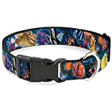 Best Buckle Down Friends For Dogs - Buckle-Down PC-WDY266-NL Dog Collar Plastic Clip Buckle, Nemo Review