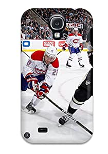 High Impact Dirt/shock Proof Case Cover For Galaxy S4 (montreal Canadiens (29) )