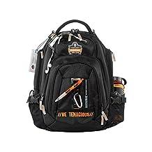 Arsenal 5144 Laptop Backpack, Black