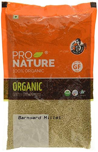 Pro Nature 100% Organic Barnyard Millet, 500 g by Hindustan Mart
