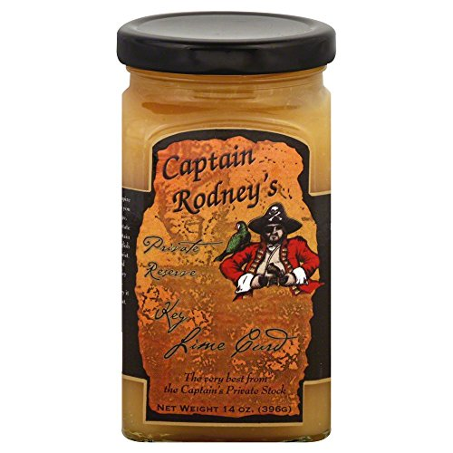 - Captain Rodney's Private Reserve Key Lime Curd, 16.0 Ounce