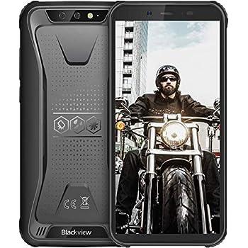 Amazon.com: Blackview BV5500 Smartphone, gris: LANDUN STORE
