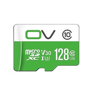 LQNCK Tarjeta Micro SD C10 Tarjeta de Alta Velocidad TF ...
