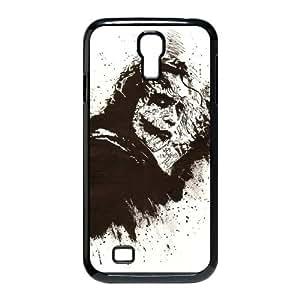 Comics Joker The Dark Knight Artistic Samsung Galaxy S4 9500 Cell Phone Case Black FRGAG6410917559449