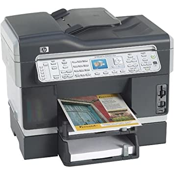hp officejet l7580 scanner driver