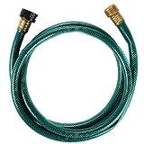3 ft garden hose - TRENTON Garden Hose Leader 6 Feet Hose Reel Leader 5/8-Inch By Old Home Hardware