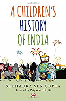 Book A Children's History of India