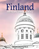 Finland Sketh Coloring Book: Best In Travel 2017 (TOP 10 COUNTRIES YOU DO NOT MISS IN 2017) (Volume 3)