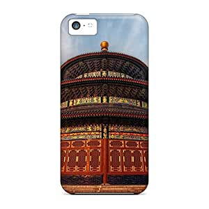Premium Tpu The Temple Of Heaven In China Cover Skin For Iphone 5c