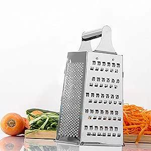 Compra Iulove - Rallador de Queso para Cocina (Acero Inoxidable, 6 ...