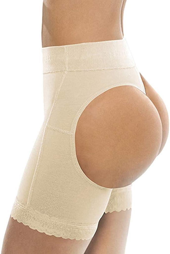 Amlaiworld Dentelle Culotte Push Up Fesse Gainante Invisible Panty Boby Shapewear Sculptante Monte Fesse Shapewear Ventre Plat Amincissante Sculptante Minceur Monte Fesse