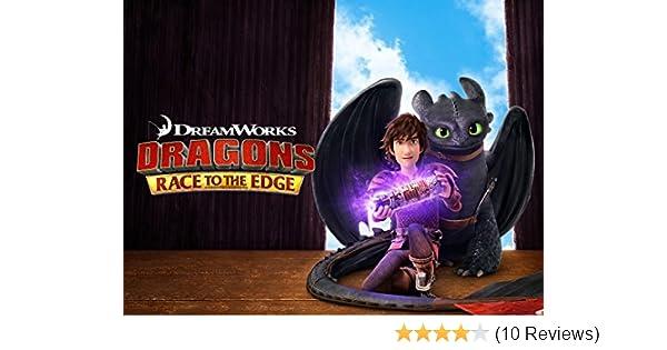 dragon riders of berk race to the edge season 6