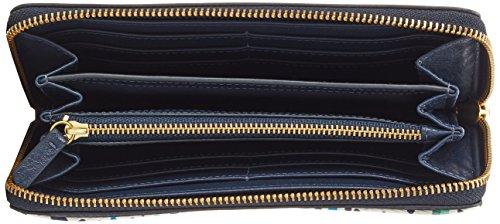 X multi Fossil nbsp; 5 Portafogli Damen Donna Cm Multicolore Geldbörse T b Rfid Caroline 2x10x19 H rqwrfE8xO
