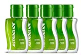 Astroglide Natural Liquid Personal Lubricant NEW Our Natural Formula Is Not Made with Glycerin, Parabens, Fragrances, Flavors or Hormones. : Size 2.5 Oz. (Pack of 5)