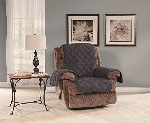 Sure Fit SF44977 Microfleece Pet Recliner Furniture Cover...