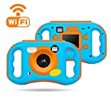 Best Waterproof Camera With WiFis - WEILIANTE Digital WiFi Camera for Kids, 12MP HD Review