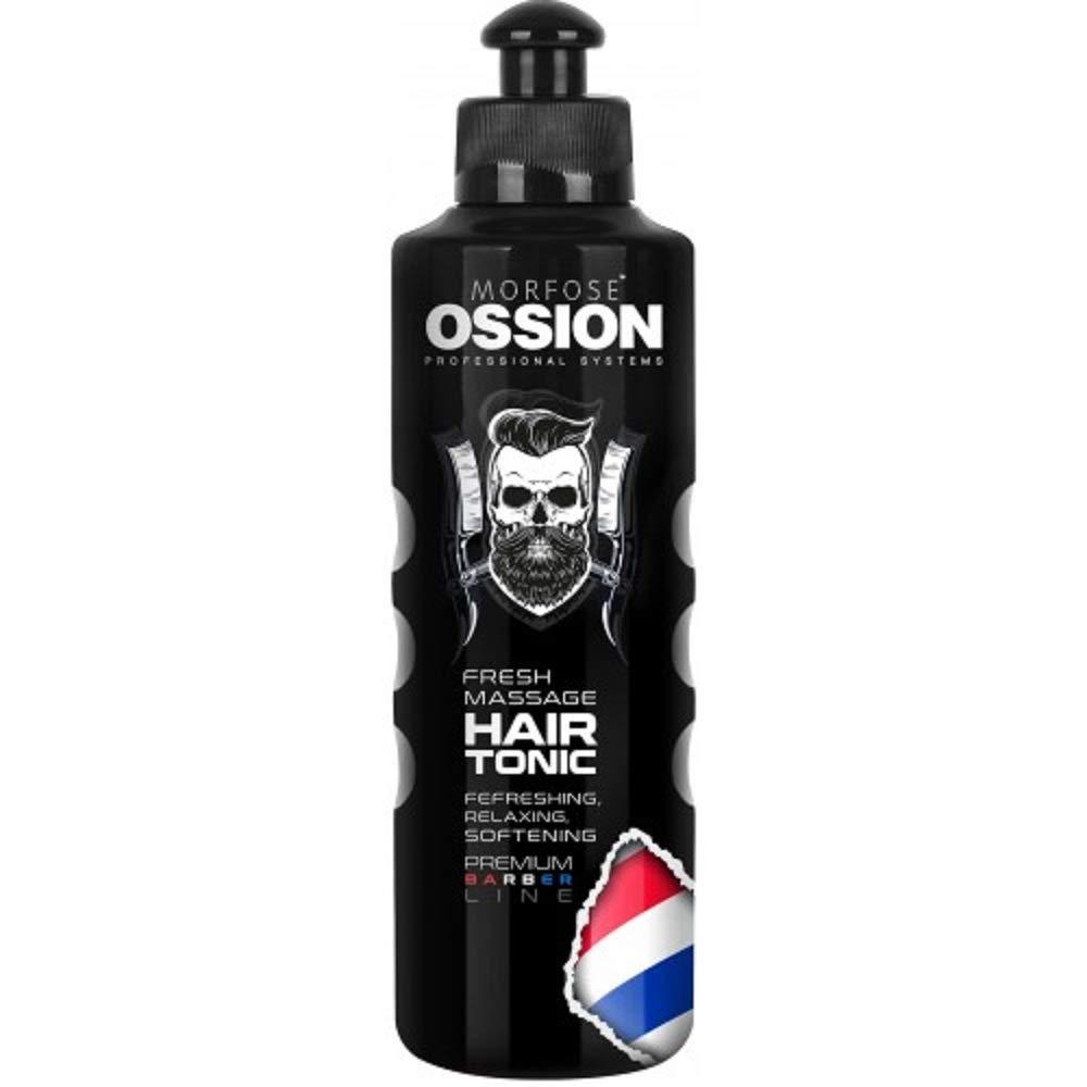 OSSION hair tonic, men, anti hair loss, hair tonic, lotion 250 ml