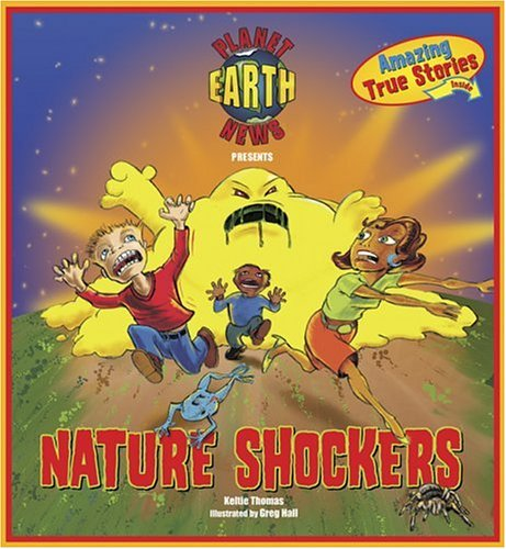 Planet Earth News Presents: Nature Shockers pdf