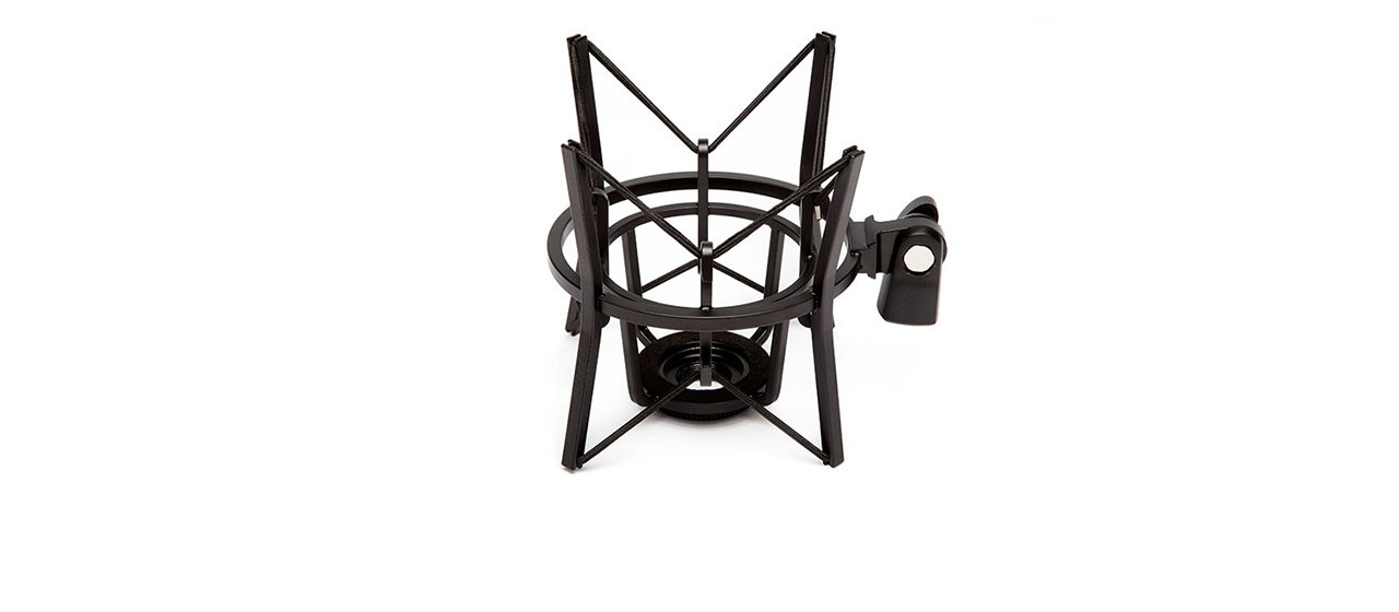 Rode PSM1 Shock Mount For Podcaster, Procaster, PSA1, and DS1 Microphones by Rode