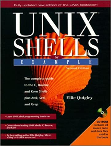 Buy UNIX Shells by Example Book Online at Low Prices in India | UNIX