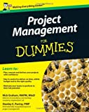 img - for Project Management For Dummies (UK Edition) by Nick Graham (31-Dec-2010) Paperback book / textbook / text book