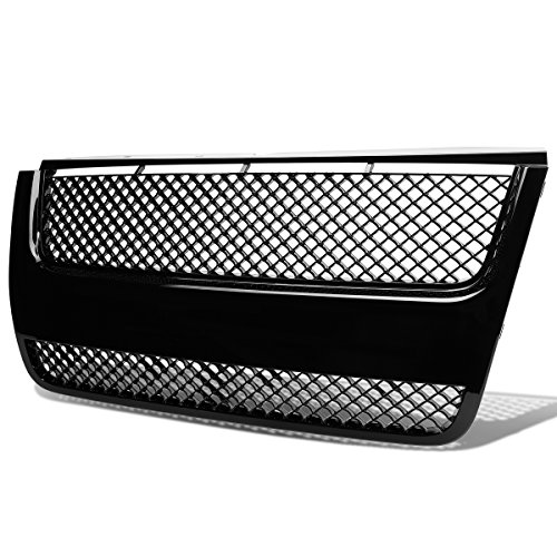 DNA Motoring GRF-039-BK Front Bumper Grille Guard [For 07-10 Ford Explorer Sport Trac]