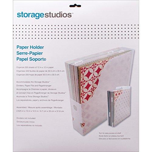 "Paper Holder 12.5""X13""X2.625"""