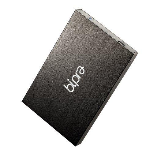 (Bipra 320Gb 320 Gb 2.5 Inch External Hard Drive Portable Usb 2.0 - Black - Ntfs)