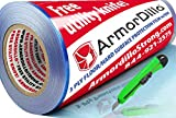 "painting concrete floors ArmorDillo Strong 24"" x 200' Easy To Use Hardwood Floor, Hard Surface Protection Film"